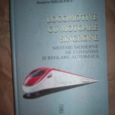 Locomotive cu motoare sincrone -Dumitru Mihailescu