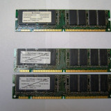 Set  MEMORIE * INFINEON / SDRAM 512 Mb. (1x256 + 2x128) / PC.133