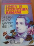 Cumpara ieftin LIMBA SI LITERATURA ROMANA. Antologie de texte comentate clasa a IV-a, Clasa 4, Limba Romana