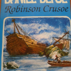 ROBINSON CRUSOE - DANIEL DEFOE - Carte educativa