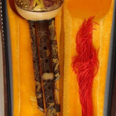 Hulusi 葫芦丝 Instrument Tradiţional Chinezesc (instrument muzical de suflat)