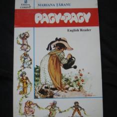 MARIANA TARANU - PAGY PAGY * ENGLISH READER { Vol. 2 }