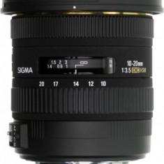 Sigma 10-20mm f/3.5 EX DC HSM - Canon EF-S - Obiectiv DSLR Sigma, Ultra-wide, Autofocus, Canon - EF/EF-S