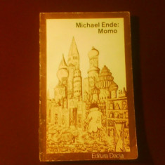Michael Ende Momo - Carte de povesti