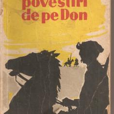 (C2358) POVESTIRI DE PE DON DE M. SOLOHOV, CARTEA RUSA, 1957 - Nuvela