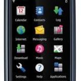 Nokia xpress music 5800 nedecodat - Telefon Nokia, Negru, Clasic, 3.2 MP, Wi-Fi: 1, GPS: 1