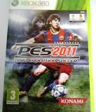 Joc PES 11, xbox360, original, 14.99 lei(gamestore)! Alte sute de jocuri!, Sporturi, 3+, Multiplayer
