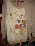 Vand bluza dama, L, Maneca 3/4, Universala