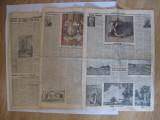 REDUCERE 70 LEI!!! FOARTE RAR,ZIARUL UNIVERSUL(DE COLECTIE) EDITIA JUBILIARA DIN 5 IUNIE 1933!!!