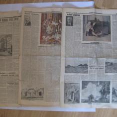 REDUCERE 70 LEI!!! FOARTE RAR, ZIARUL UNIVERSUL(DE COLECTIE) EDITIA JUBILIARA DIN 5 IUNIE 1933!!!