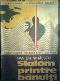 Dan Gr. Mihaescu - Slalom printre banuiti