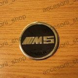 Emblema capac roata M5 60 mm - Embleme auto