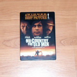 Film DVD - NO COUNTRY FOR OLD MEN Collector 's Edition ( STEELBOOK ) de colectie