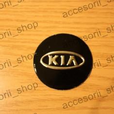 Emblema capac roata KIA 60 mm - Embleme auto