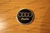 Emblema capac roata AUDI  60 mm