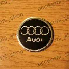 Emblema capac roata AUDI 60 mm - Embleme auto