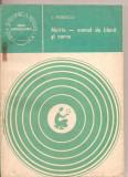 (C2430) NUTRIA ANIMAL DE BLANA SI CARNE DE I. PETRESCU, EDITURA CERES, BUCURESTI, 1982