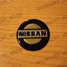 Emblema capac roata NISSAN 60 mm - Embleme auto