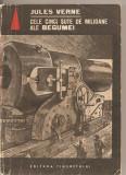 (C2407) CELE CINCI SUTE DE MILIOANE ALE BEGUMEI DE JULES VERNE, EDITURA TINERETULUI, BUCURESTI, 1967