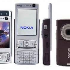 Nokia N 95 - Telefon mobil Nokia N95, Negru, 8GB, Neblocat