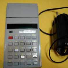 Calculator birou Rusia, vechime 25 ani, stare excelenta