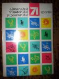 Almanahul vanatorului pescarului sportiv an 1971
