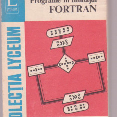 Horia Georgescu si Octavia Basca - Programe in limbajul Fortran