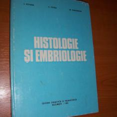 Histologie Si Embriologie - S. Botarel C si Cotea M. Gaboreanu