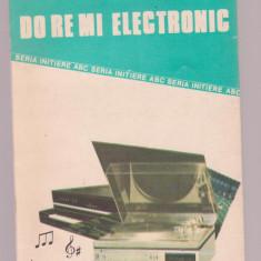 Dumitru Codaus si Daniel Codaus - Do Re Mi electronic - Carti Electronica
