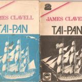(C2380) TAI - PAN DE JAMES CLAVEL, 1+2, TRADUCERE ALFRED NEAGU - Carte de calatorie