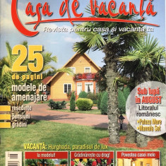 CASA DE VACANTA NR. 8 DIN AUGUST 2007 - Revista casa