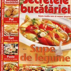 SECRETELE BUCATARIEI NR. 2/2002 - Revista femei