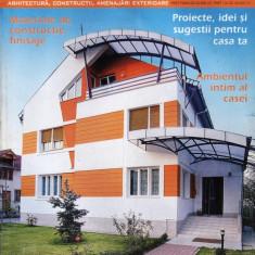 CASA MEA NR. 1 DIN IANUARIE 2000 - Revista casa