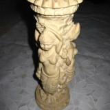 Statuie din rasina cu femei egiptene.