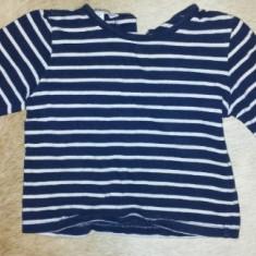 Bluza de marinar de la Dodipetto, bumbac, bebelusi 5-7 luni, ca noua, Culoare: Albastru, Unisex