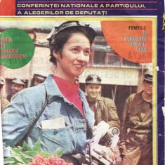 FEMEIA NR. 11 DIN NOIEMBRIE 1982 - Revista femei