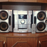 COMBINA SONY - Combina audio Sony, Mini-sistem