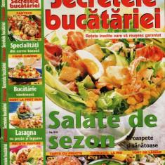 SECRETELE BUCATARIEI NR. 3/2002 - Revista femei