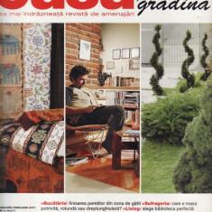 CASA SI GRADINA NR. 4 DIN IANUARIE-FEBRUARIE 2007 - Revista casa