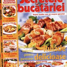 SECRETELE BUCATARIEI NR. 4/2002 - Revista femei