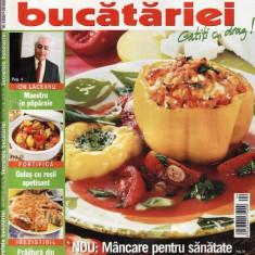 SECRETELE BUCATARIEI NR. 4/2005 - Revista femei