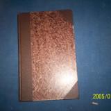 SCRISORI CATRE TERTIUS -ION F BURICESCU - Carte veche