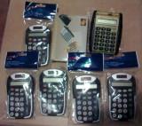 6 buc. calculator de buzunar / birou (noi)