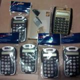 6 buc. calculator de buzunar / birou (noi) - Calculator Birou