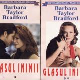 GLASUL INIMII de BARBARA TAYLOR BRADFORD 2 VOLUME - Roman, Anul publicarii: 1994