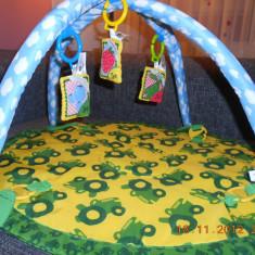 Paturica - centru de activitate bebe - Lenjerie pat copii
