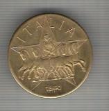 C386 Medalie Primele alegeri electorale a Consiliului Regional Toscana 1970- Italia -marime cca 32 mm, gr. aprox 10 gr. -starea care se vede