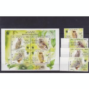 Fauna pasari WWF Iran.