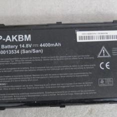 1662PLU Baterie acumulator laptop model BTM-AKBM LI-ION 14.8v 44mAh laptop Medion MD 96500 - Baterie laptop