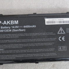 1662PLU Baterie acumulator laptop model BTM-AKBM LI-ION 14.8v 44mAh laptop Medion MD 96500 - Baterie laptop